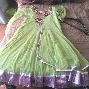 Dresses & Skirts - Anarkali/Indian and Pakistani suit
